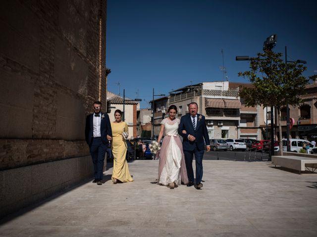 La boda de Jose Luis y Natalia en Guadamur, Toledo 25