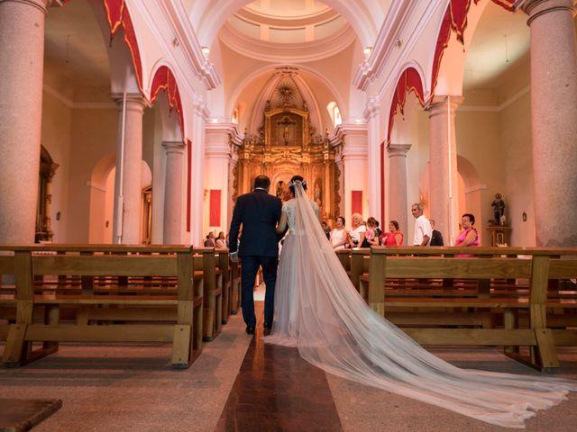 La boda de Jose Luis y Natalia en Guadamur, Toledo 27