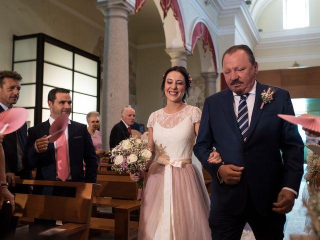 La boda de Jose Luis y Natalia en Guadamur, Toledo 28