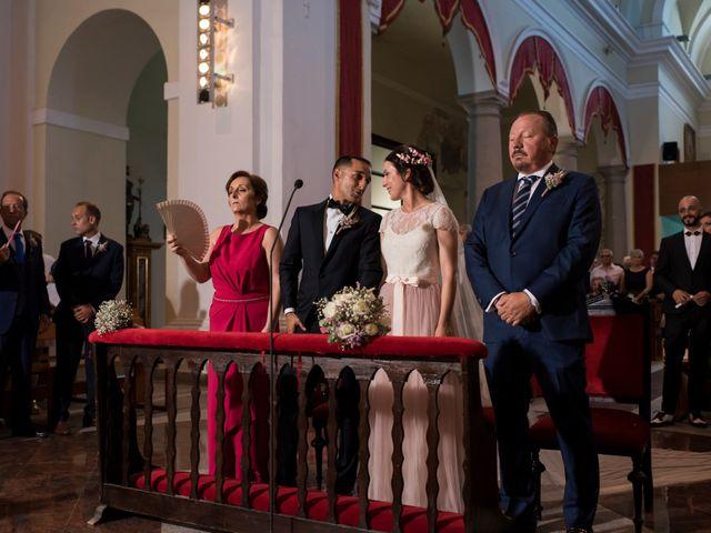 La boda de Jose Luis y Natalia en Guadamur, Toledo 29