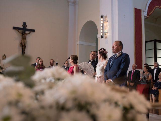La boda de Jose Luis y Natalia en Guadamur, Toledo 30