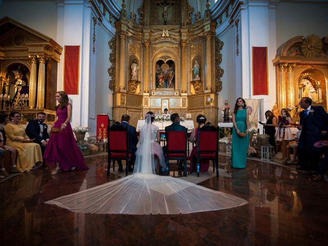 La boda de Jose Luis y Natalia en Guadamur, Toledo 32