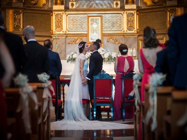 La boda de Jose Luis y Natalia en Guadamur, Toledo 33