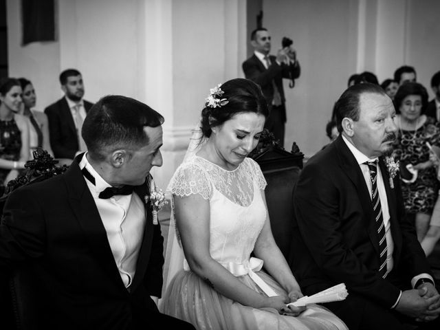 La boda de Jose Luis y Natalia en Guadamur, Toledo 34