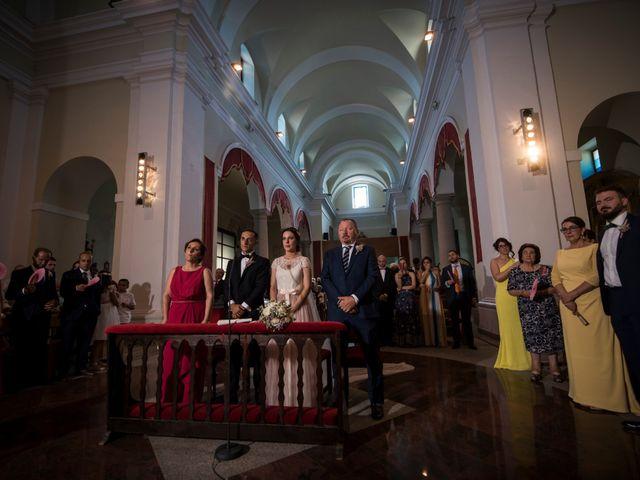 La boda de Jose Luis y Natalia en Guadamur, Toledo 35