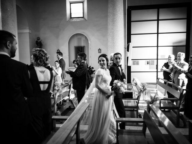 La boda de Jose Luis y Natalia en Guadamur, Toledo 36