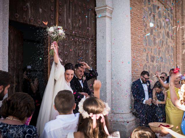 La boda de Jose Luis y Natalia en Guadamur, Toledo 37
