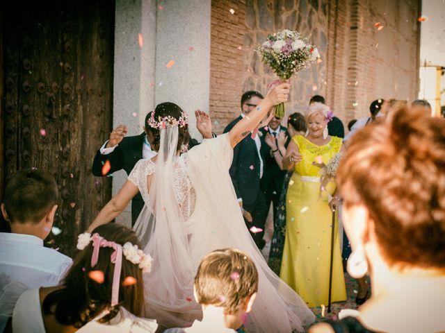 La boda de Jose Luis y Natalia en Guadamur, Toledo 38