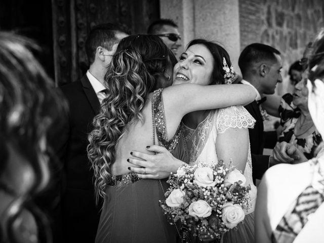 La boda de Jose Luis y Natalia en Guadamur, Toledo 39