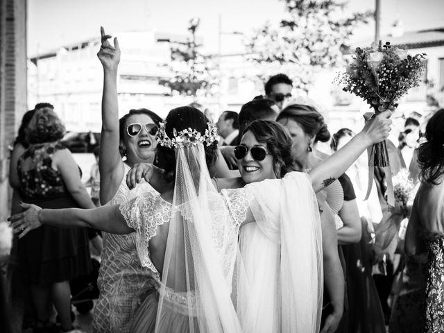 La boda de Jose Luis y Natalia en Guadamur, Toledo 40