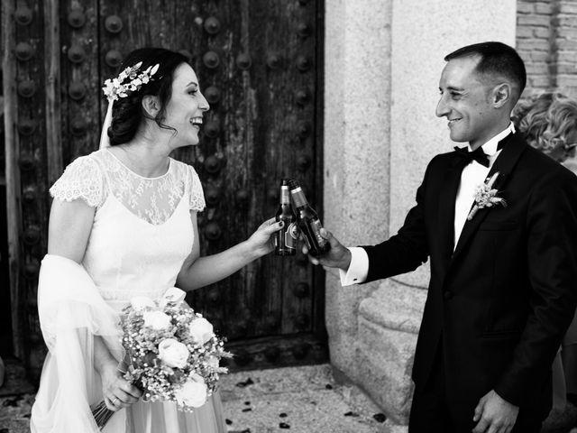 La boda de Jose Luis y Natalia en Guadamur, Toledo 41