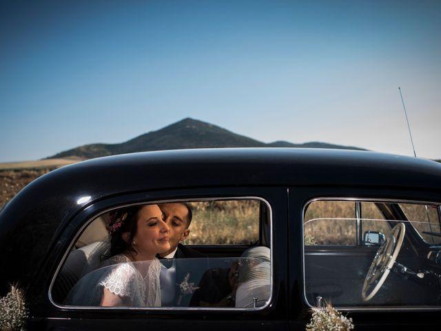 La boda de Jose Luis y Natalia en Guadamur, Toledo 42