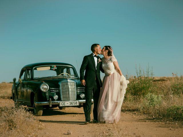 La boda de Jose Luis y Natalia en Guadamur, Toledo 43