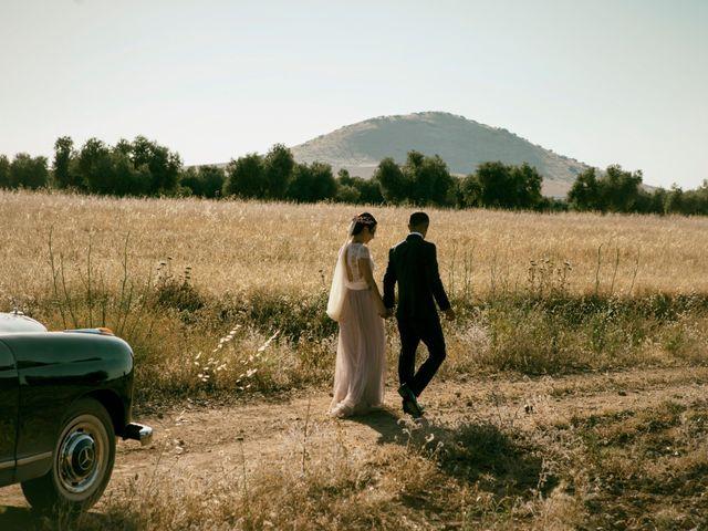 La boda de Jose Luis y Natalia en Guadamur, Toledo 44
