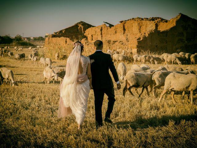La boda de Jose Luis y Natalia en Guadamur, Toledo 45