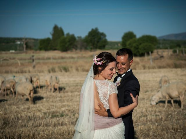 La boda de Jose Luis y Natalia en Guadamur, Toledo 46