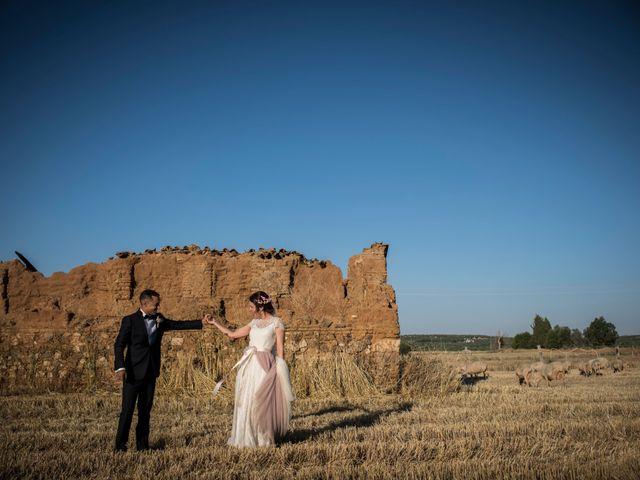 La boda de Jose Luis y Natalia en Guadamur, Toledo 47
