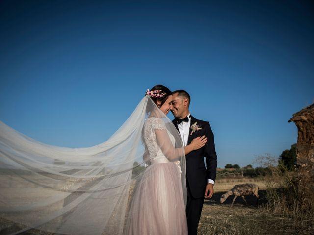 La boda de Jose Luis y Natalia en Guadamur, Toledo 48