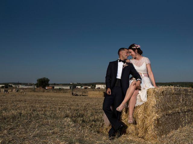 La boda de Jose Luis y Natalia en Guadamur, Toledo 49