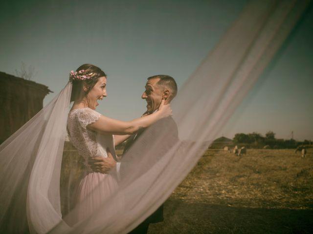 La boda de Jose Luis y Natalia en Guadamur, Toledo 51