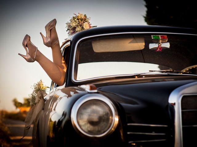 La boda de Jose Luis y Natalia en Guadamur, Toledo 52