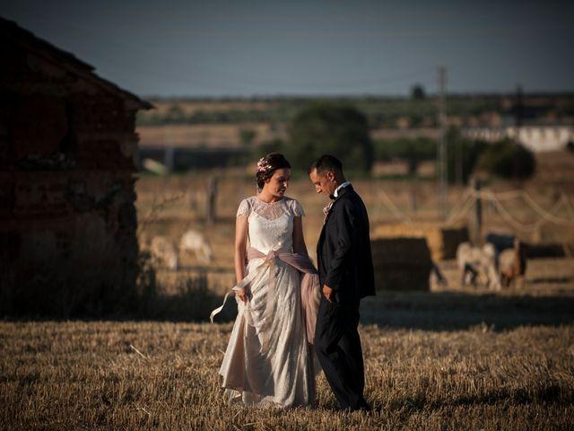 La boda de Jose Luis y Natalia en Guadamur, Toledo 56