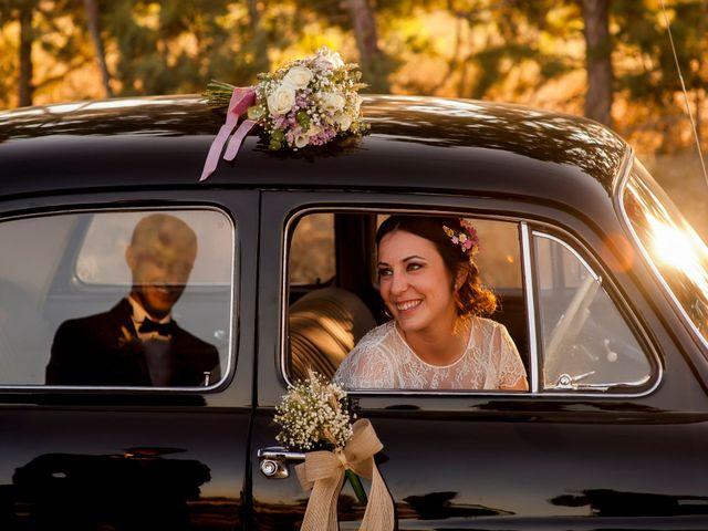 La boda de Jose Luis y Natalia en Guadamur, Toledo 57