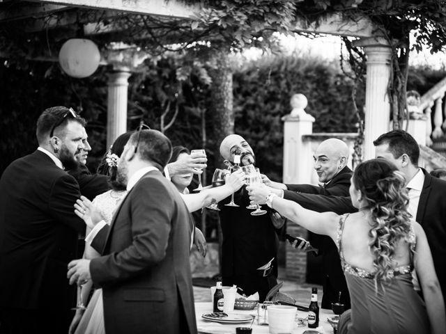 La boda de Jose Luis y Natalia en Guadamur, Toledo 60