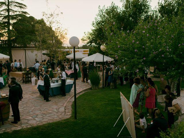 La boda de Jose Luis y Natalia en Guadamur, Toledo 61