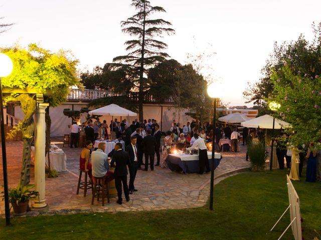 La boda de Jose Luis y Natalia en Guadamur, Toledo 62