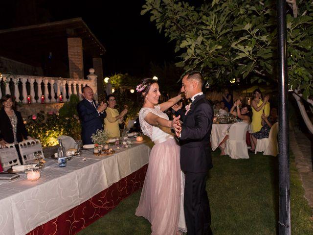 La boda de Jose Luis y Natalia en Guadamur, Toledo 64