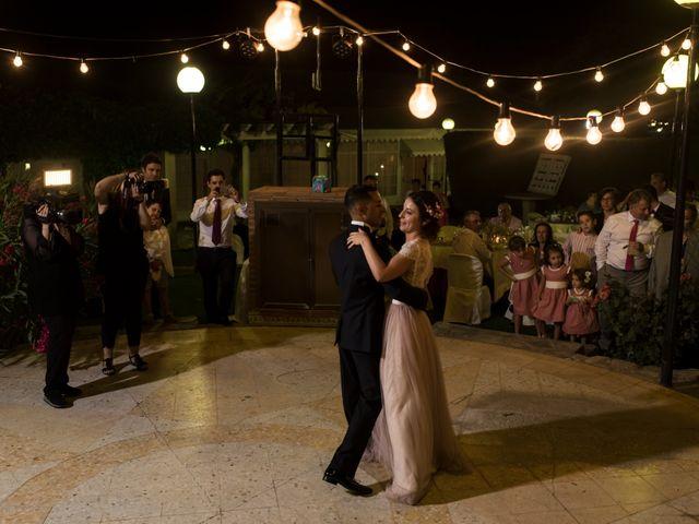 La boda de Jose Luis y Natalia en Guadamur, Toledo 69