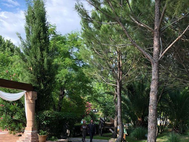 La boda de Bruno y Beatriz en La Torre De Esteban Hambran, Toledo 7