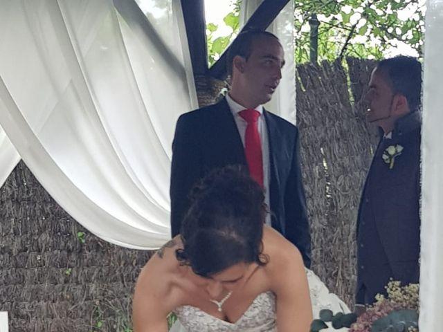 La boda de Bruno y Beatriz en La Torre De Esteban Hambran, Toledo 14