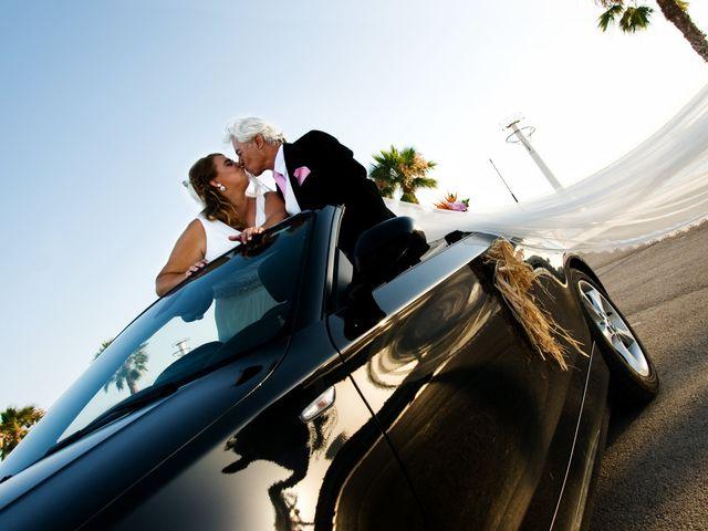 La boda de Pedro y Patricia  en Alacant/alicante, Alicante 2