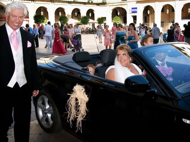La boda de Pedro y Patricia  en Alacant/alicante, Alicante 11