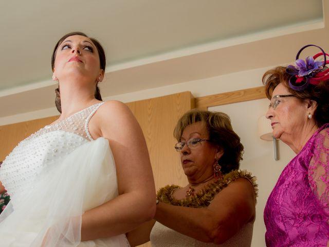 La boda de Fran y Ana en Murcia, Murcia 9