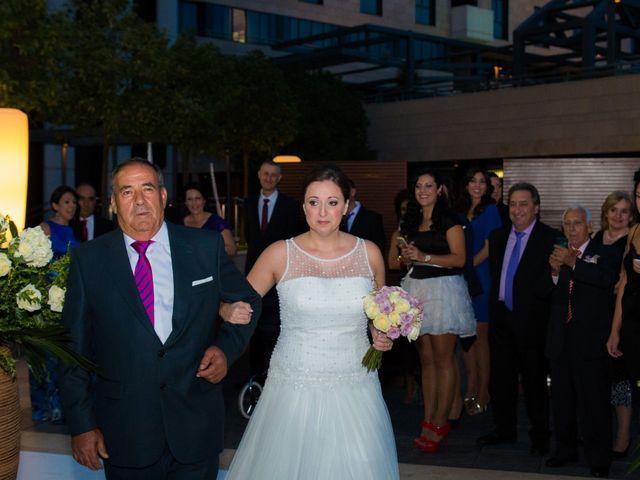 La boda de Fran y Ana en Murcia, Murcia 27