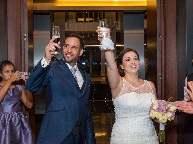 La boda de Fran y Ana en Murcia, Murcia 40