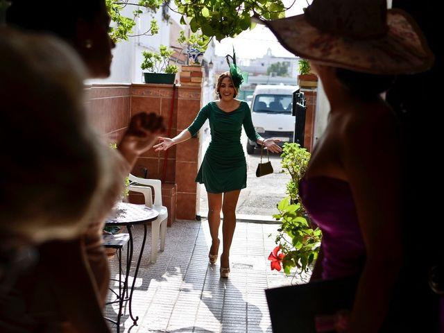 La boda de Vito y Cristina en Guillena, Sevilla 15
