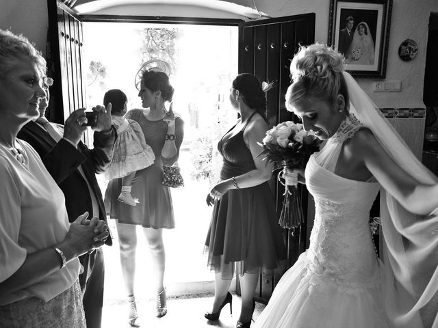 La boda de Vito y Cristina en Guillena, Sevilla 40