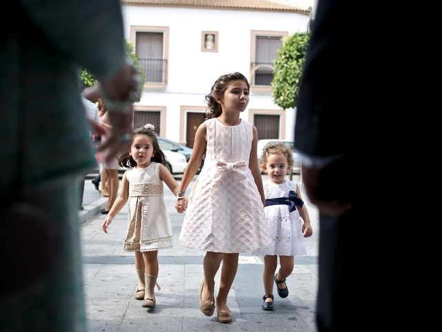 La boda de Vito y Cristina en Guillena, Sevilla 42