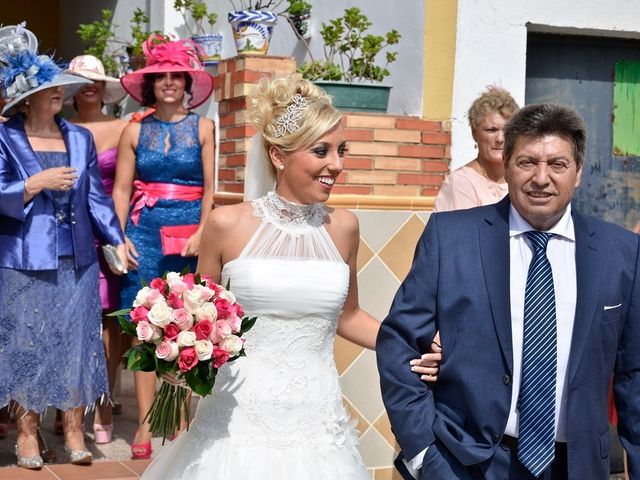 La boda de Vito y Cristina en Guillena, Sevilla 44