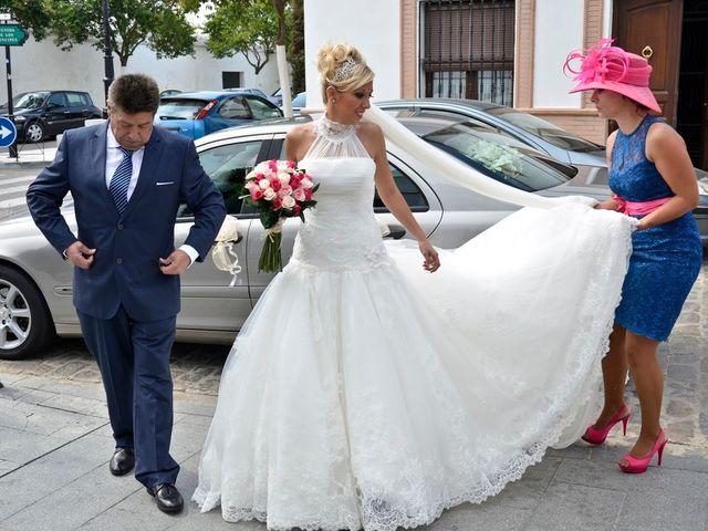 La boda de Vito y Cristina en Guillena, Sevilla 49