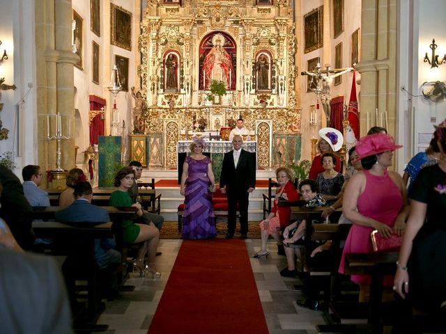 La boda de Vito y Cristina en Guillena, Sevilla 50