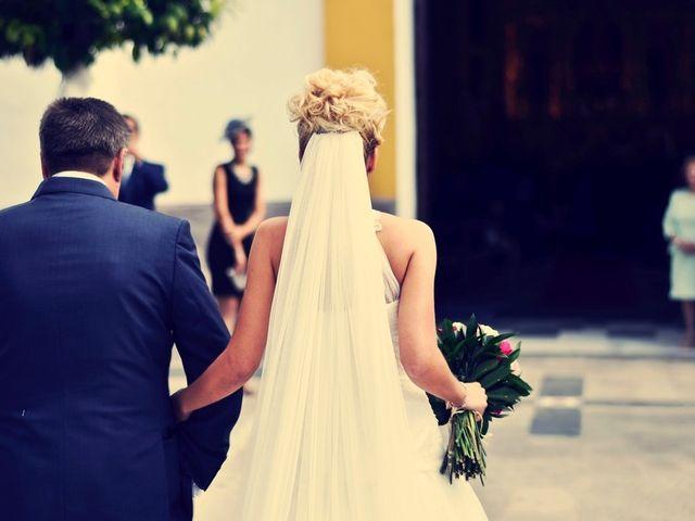 La boda de Vito y Cristina en Guillena, Sevilla 51