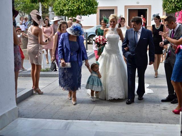 La boda de Vito y Cristina en Guillena, Sevilla 52