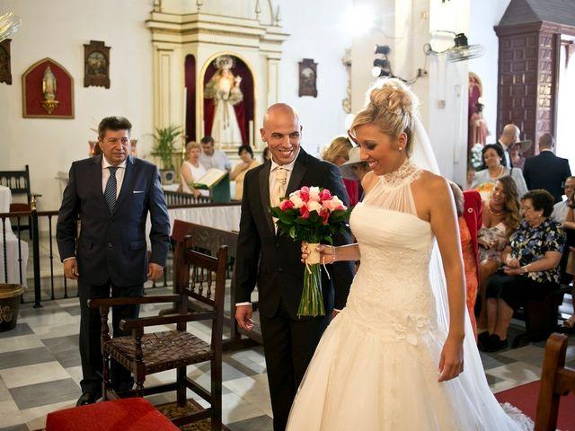 La boda de Vito y Cristina en Guillena, Sevilla 54