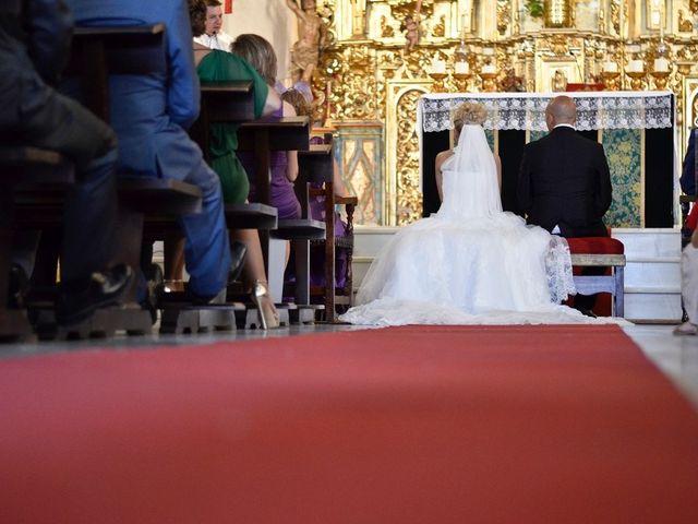 La boda de Vito y Cristina en Guillena, Sevilla 57
