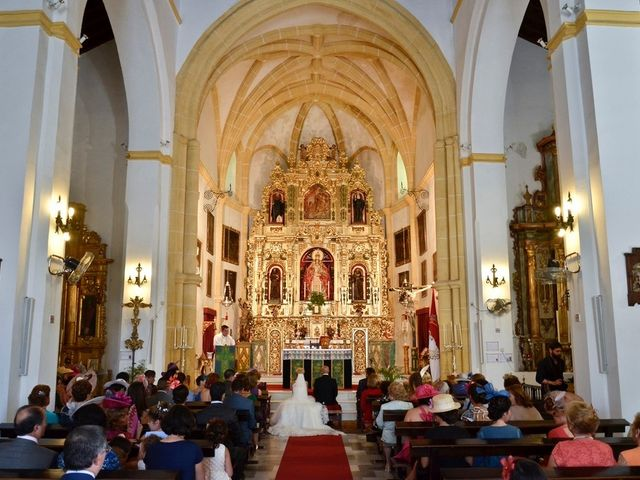 La boda de Vito y Cristina en Guillena, Sevilla 58